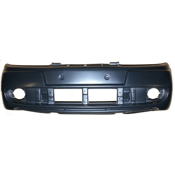 XTOO 1 / 2 Zderzak przedni Ligier Xtoo1 / Xtoo2 / Xtoo max (z reflektorami przeciwmgielnymi)