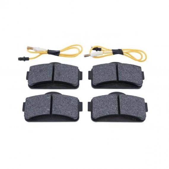 Klocki hamulcowe Klocki hamulcowe przednie Chatenet CH26,CH28,CH30,CH32,CH33,Sporteevo (mocowanie Gimec), Jdm Roxsy, Xheos, B...