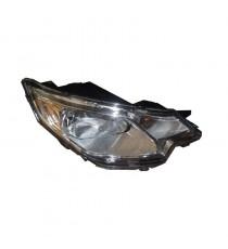 Reflektor prawy aixam range vision i sensation (chrom tło wewnętrzne) od 2014 r.
