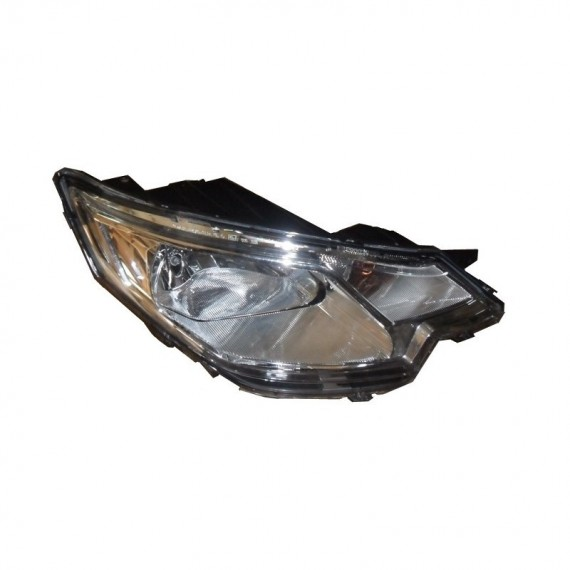 Aixam reflektor przedni Aixam prawy reflektor przedni Vision i Sensation range (chromowane tło wewnętrzne) od 2014 r.