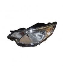 Reflektor lewy aixam range vision i sensation (chrom tło wewnętrzne) od 2014r.