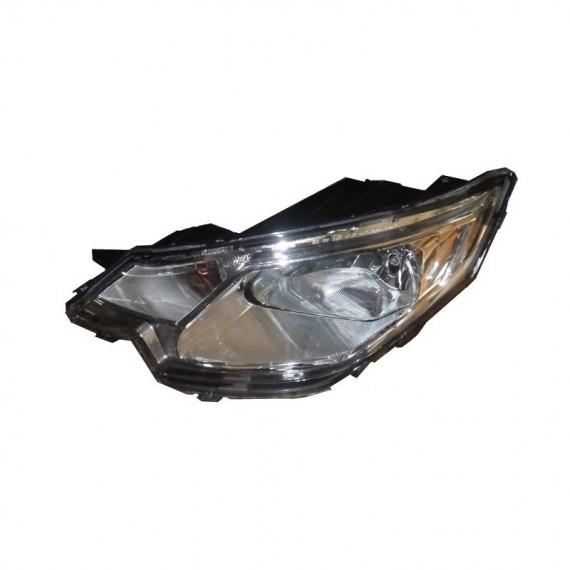 Aixam reflektor przedni Aixam lewy reflektor przedni Vision i sensation range (chromowane tło wewnętrzne) od 2014 r.