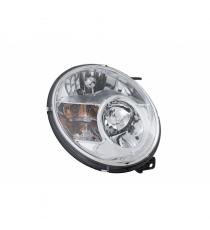 Reflektor przedni PRAWY Microcar MGO 3 Highland , Dué 2 P85