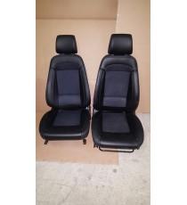 Para skórzanych foteli Ligier Xtoo , IXO , JS 50 (model 2018)