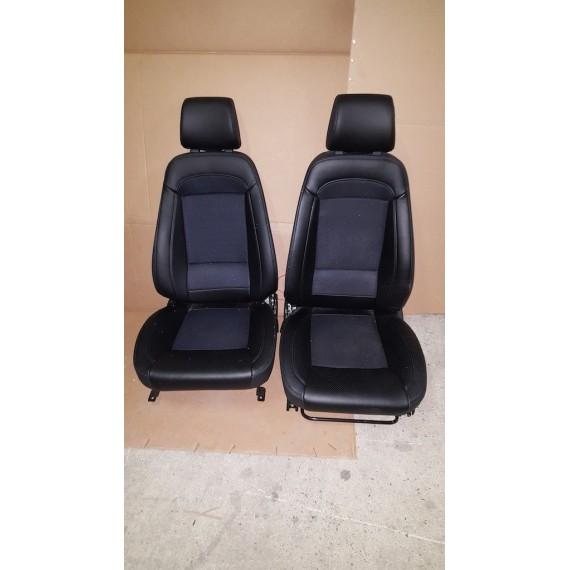 XTOO R / RS Para skórzanych foteli Ligier Xtoo , IXO , JS 50 (model 2018)