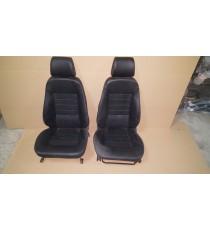 Para skórzanych foteli Ligier XTOO , XTOO R , XTOO RS , IXO , JS 50 używanych