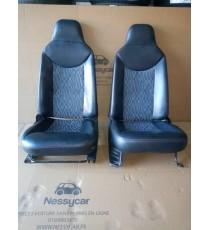Para skórzanych foteli Ligier Xtoo,xtoos,xtoo max , xtoo r , xtoo rs , IXO , js 50 używane
