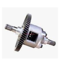 Przekładnia różnicowa COMEX AIXAM 400 SL /400EVO/400.4/500 .4/500.5/500 SL / 1/11