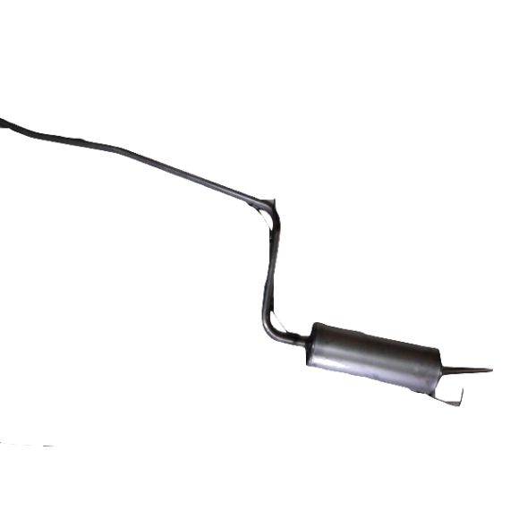 Układ wydechowy MICROCAR MC2 MOTEUR LOMBARDINI ET YANMAR