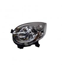Reflektor lewy microcar m8