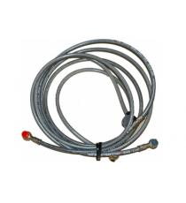 Przewód hamulcowy tylny ligier xtoo1,xtoo2,xtoo MAX, XTOO S, R, RS , Optimax , Microcar Cargo