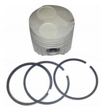 Tłok Aixam silnik Kubota Z402 dwucylindrowy (dostarczany z pierścieniami)