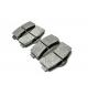 Klocki hamulcowe Klocki hamulcowe przednie Ligier IXO / JS 50 / JS RC/ Microcar MGO / M8 / F8C /DUE